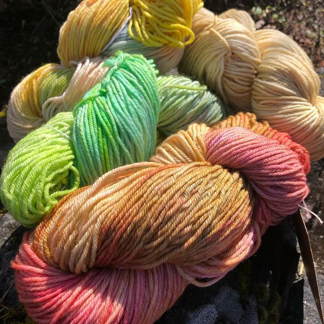 New Colors! Mineville #3103 Merino DK